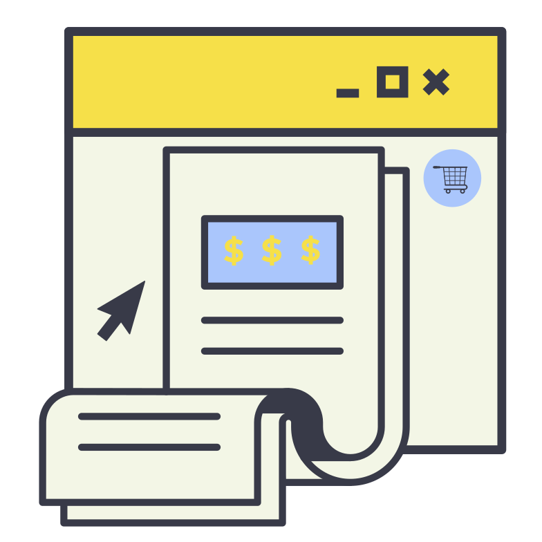 style Invoice Vector images in PNG and SVG | Icons8 Illustrations