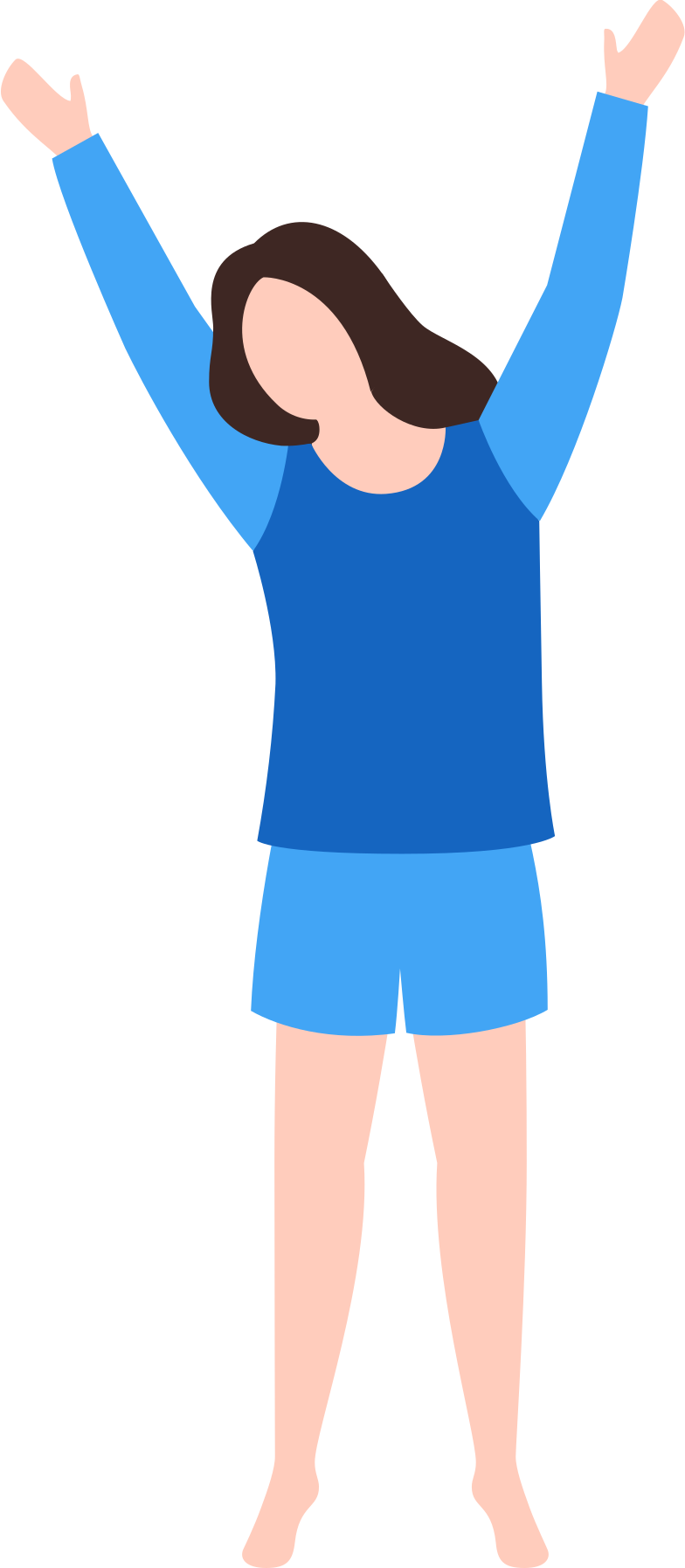 style woman in pajamas Vector images in PNG and SVG | Icons8 Illustrations
