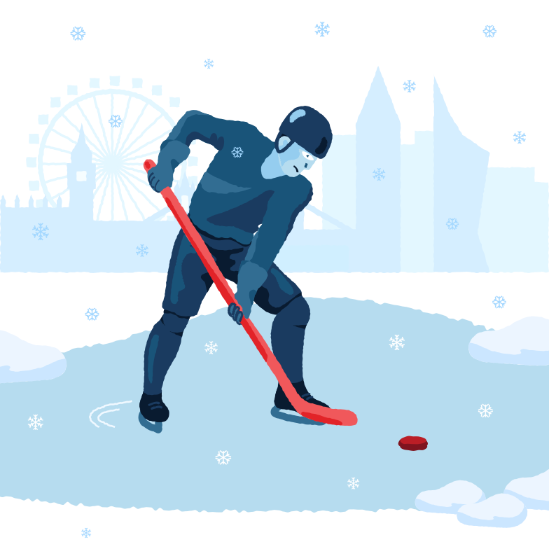 style Lake hockey Vector images in PNG and SVG | Icons8 Illustrations