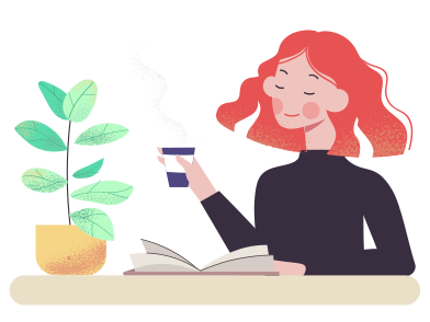 style Coffee break images in PNG and SVG | Icons8 Illustrations