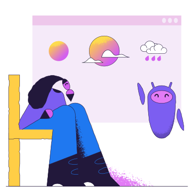style Weather forecast images in PNG and SVG | Icons8 Illustrations