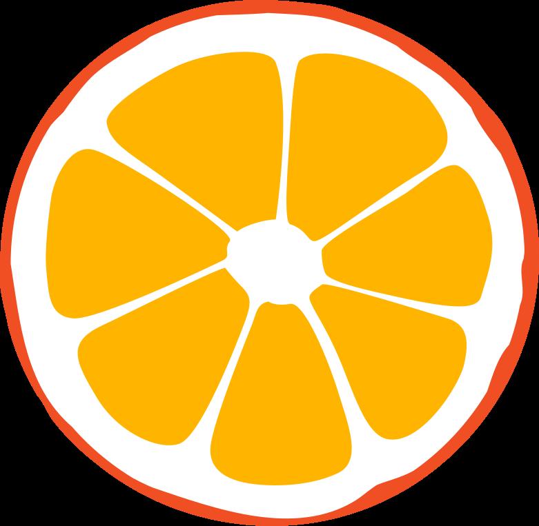 orange Clipart-Grafik als PNG, SVG