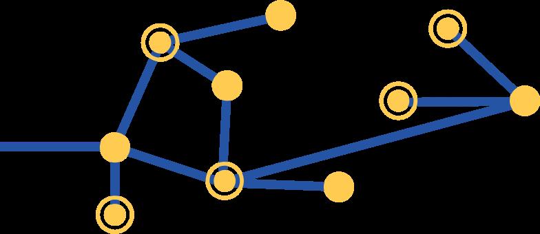 network Clipart illustration in PNG, SVG