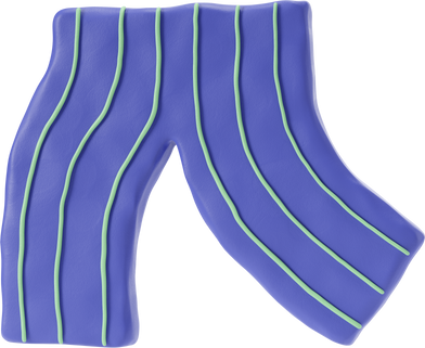 style strap man pants images in PNG and SVG | Icons8 Illustrations