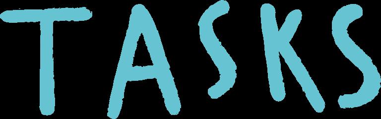 tasks Clipart illustration in PNG, SVG