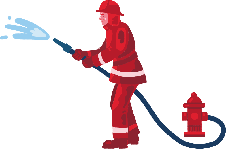 style fireman Vector images in PNG and SVG | Icons8 Illustrations