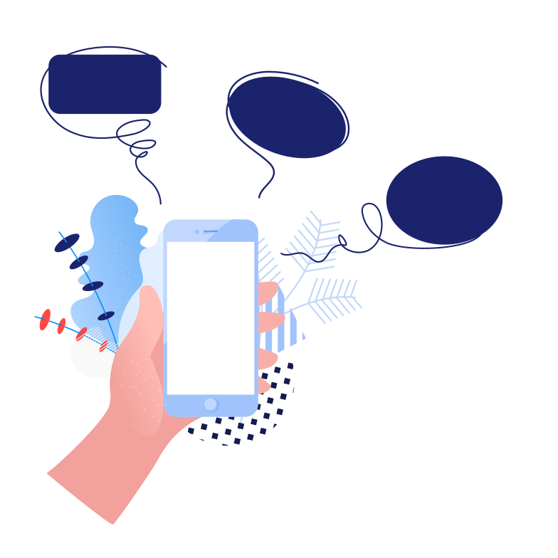 style Chatting and speech bubbles Vector images in PNG and SVG | Icons8 Illustrations
