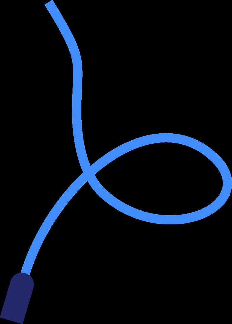 cabel Clipart illustration in PNG, SVG
