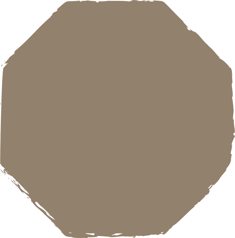 octagon-dark-grey Clipart illustration in PNG, SVG