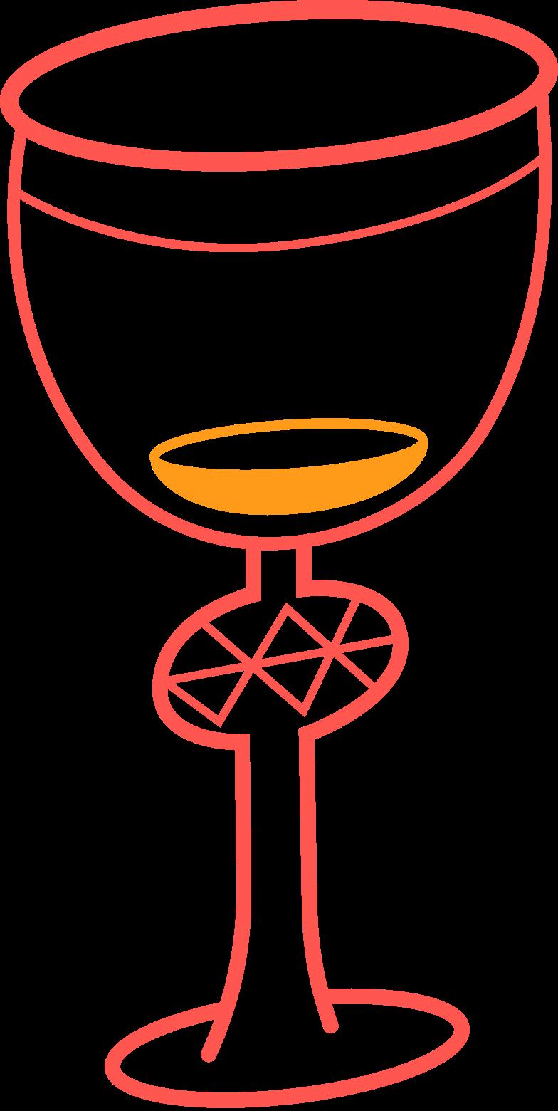 goblet Clipart illustration in PNG, SVG