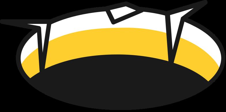 스타일 얼음 구멍 PNG 및 SVG 형식의 벡터 이미지 | Icons8 일러스트레이션