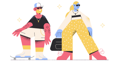 style Fashion images in PNG and SVG | Icons8 Illustrations