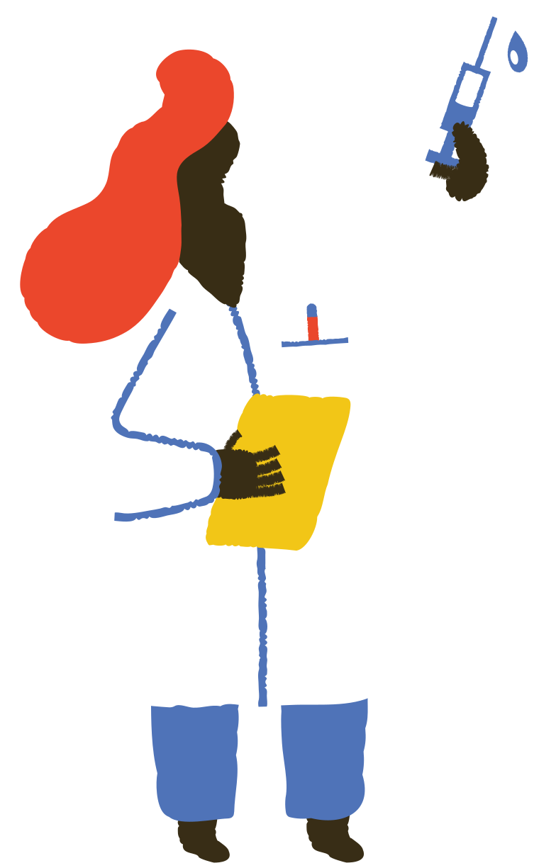 medic woman Clipart illustration in PNG, SVG