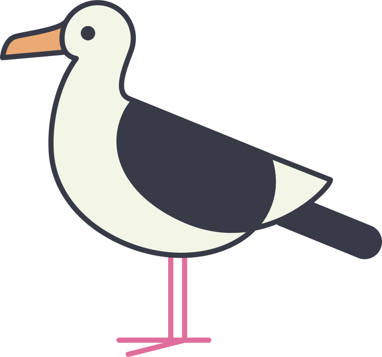 style seagull Vector images in PNG and SVG | Icons8 Illustrations