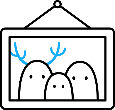 style picture with ghosts images in PNG and SVG | Icons8 Illustrations