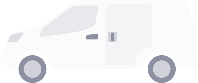 auto van Clipart illustration in PNG, SVG