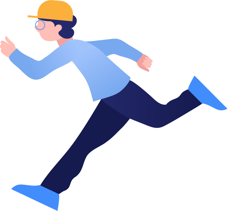 style boy running Vector images in PNG and SVG | Icons8 Illustrations