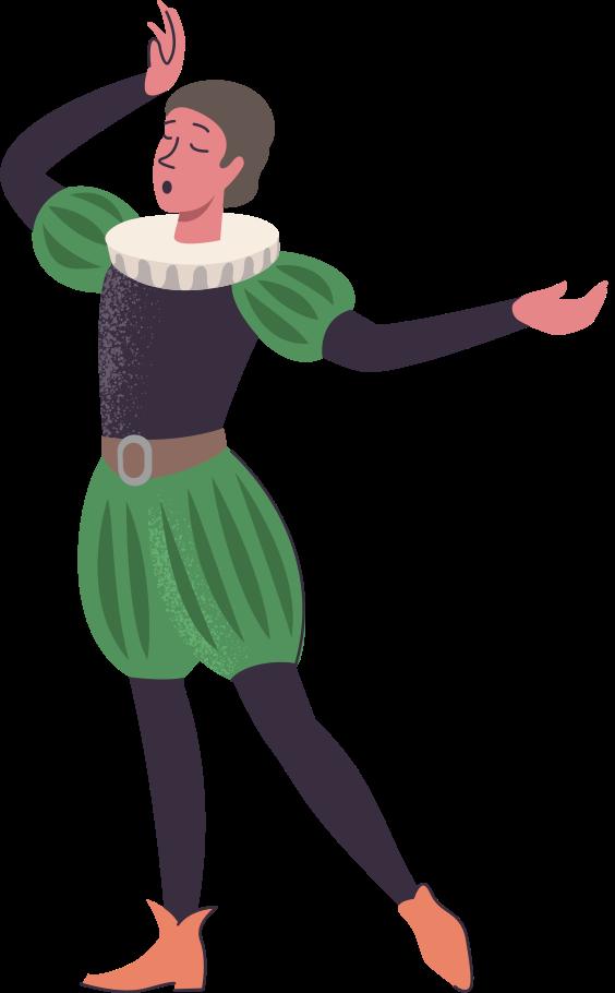actor Clipart illustration in PNG, SVG