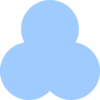 style trefoil-light-blue images in PNG and SVG | Icons8 Illustrations