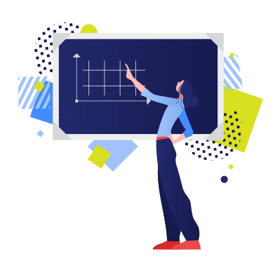 style Pupil near the blackboard images in PNG and SVG   Icons8 Illustrations