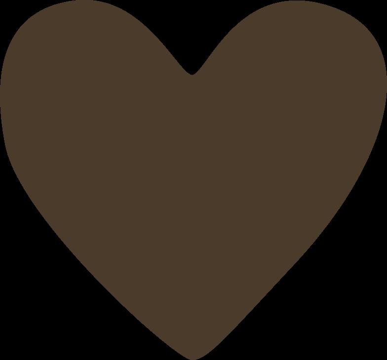 heart shape Clipart illustration in PNG, SVG