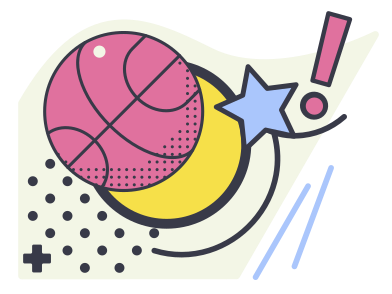 style Basketball images in PNG and SVG | Icons8 Illustrations