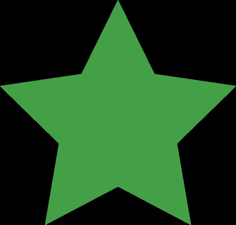 Imágenes vectoriales Estrella verde en PNG y SVG estilo  | Ilustraciones Icons8