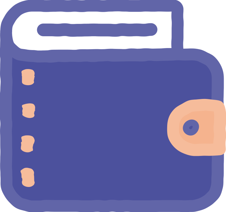 style wallet Vector images in PNG and SVG | Icons8 Illustrations