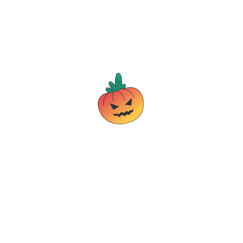 Halloween night Clipart illustration in PNG, SVG