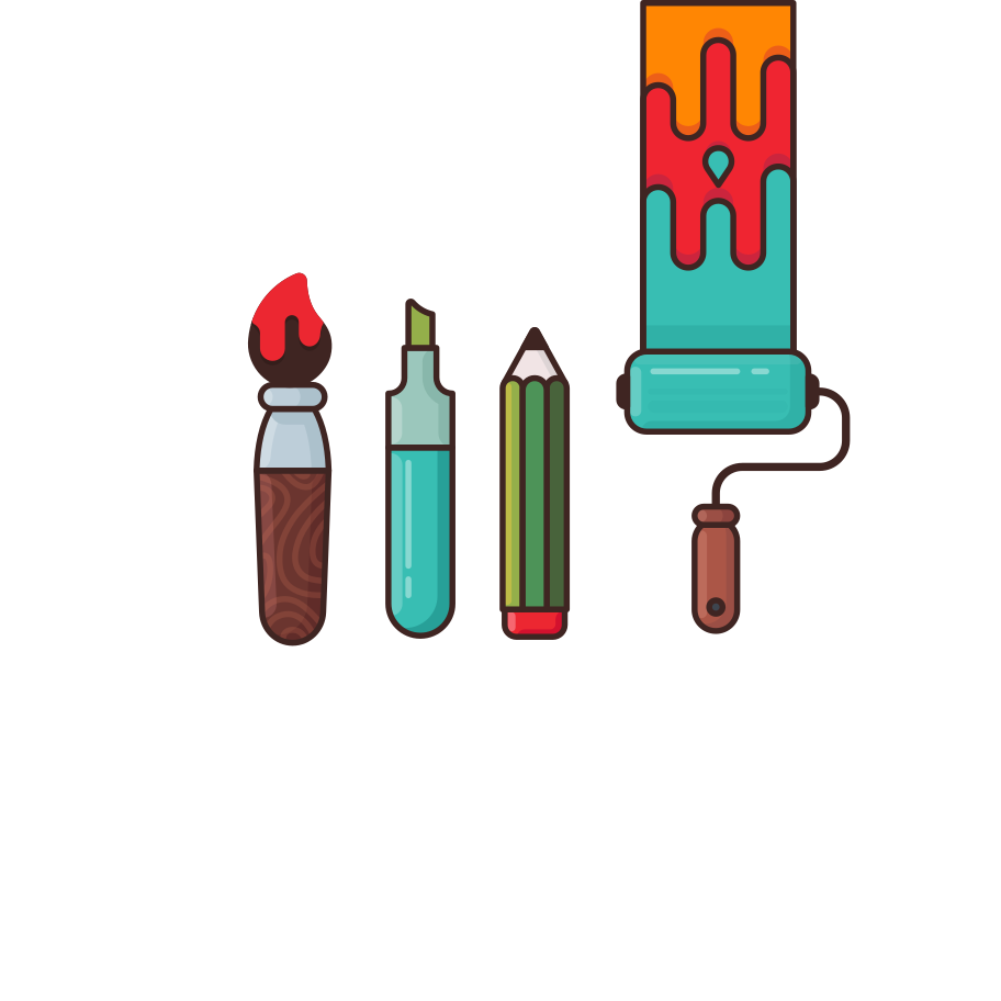 style Color tools Vector images in PNG and SVG | Icons8 Illustrations