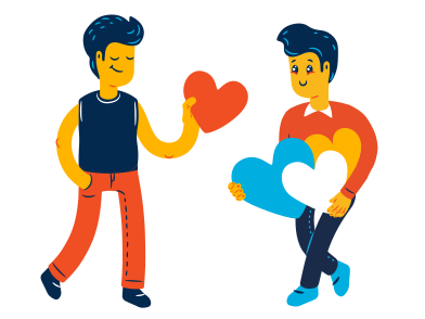 style Heart as a gift images in PNG and SVG | Icons8 Illustrations