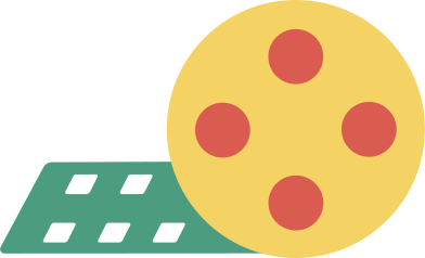 style filmstrip images in PNG and SVG | Icons8 Illustrations