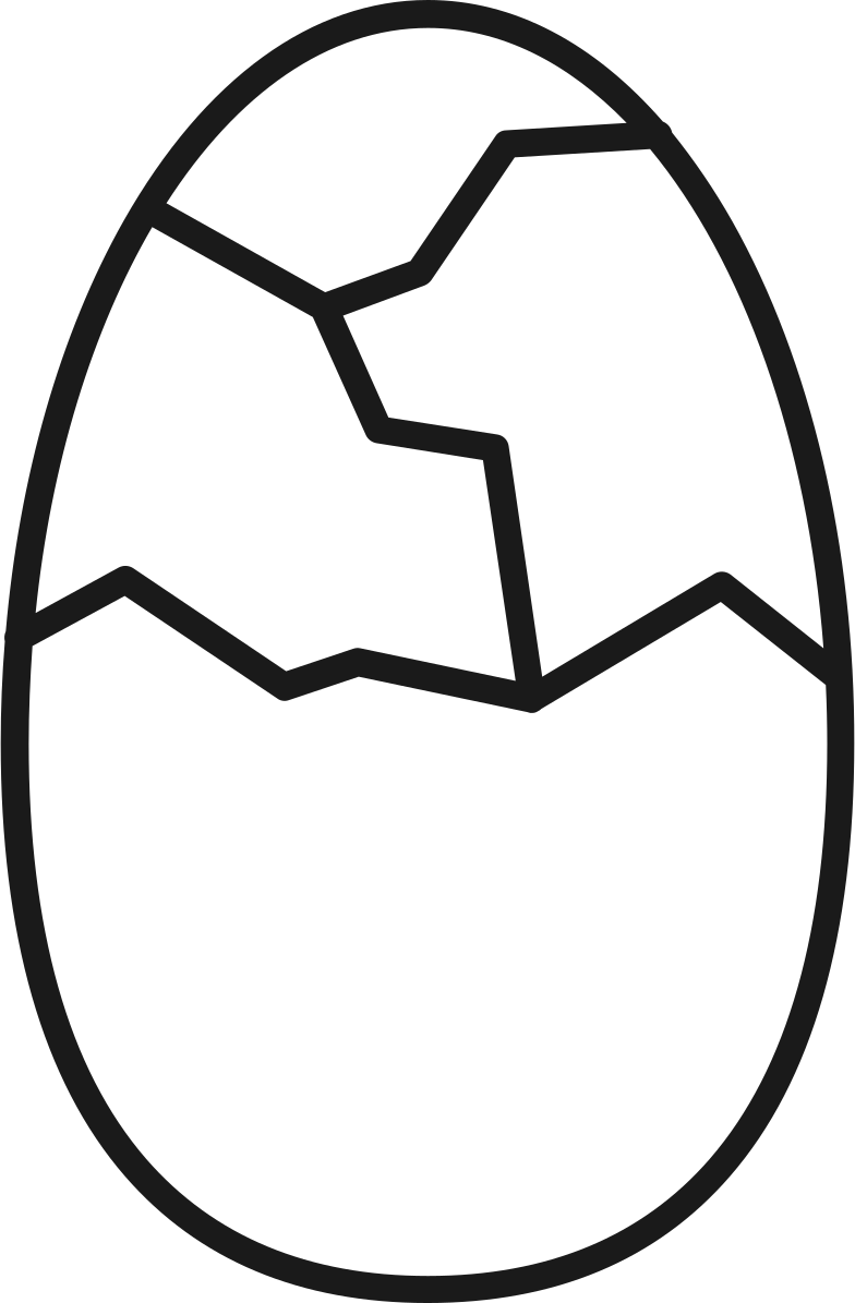 style cracked egg Vector images in PNG and SVG   Icons8 Illustrations