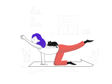 style Yoga images in PNG and SVG | Icons8 Illustrations