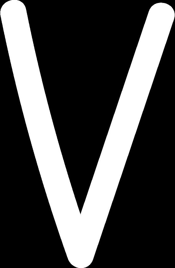 v white Clipart illustration in PNG, SVG