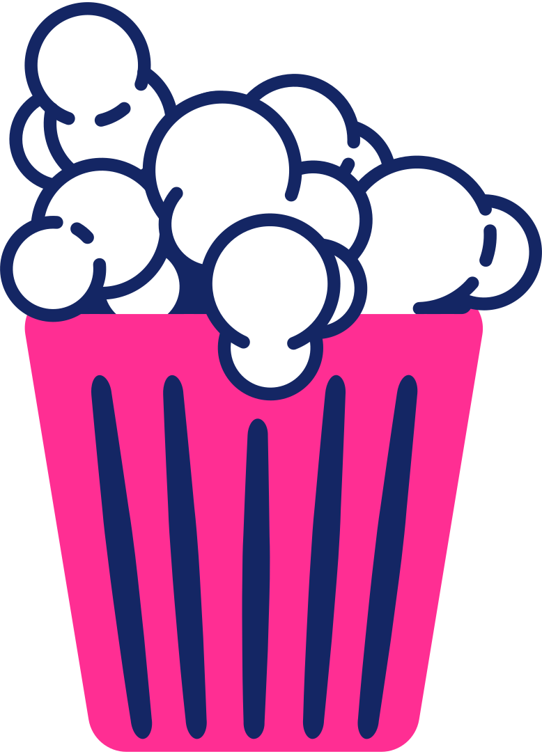 style popcorn in box Vector images in PNG and SVG   Icons8 Illustrations