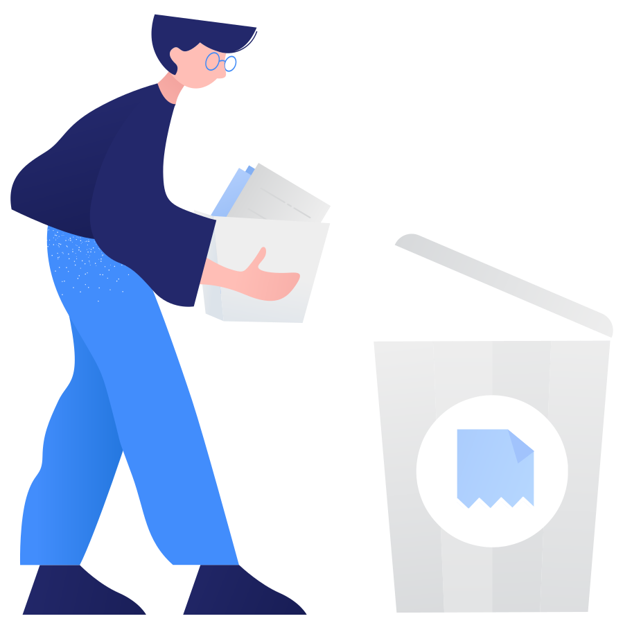style Waste sorting- paper Vector images in PNG and SVG   Icons8 Illustrations