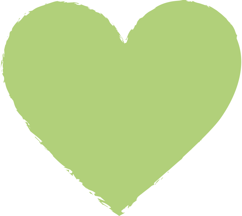 heart-green Clipart illustration in PNG, SVG