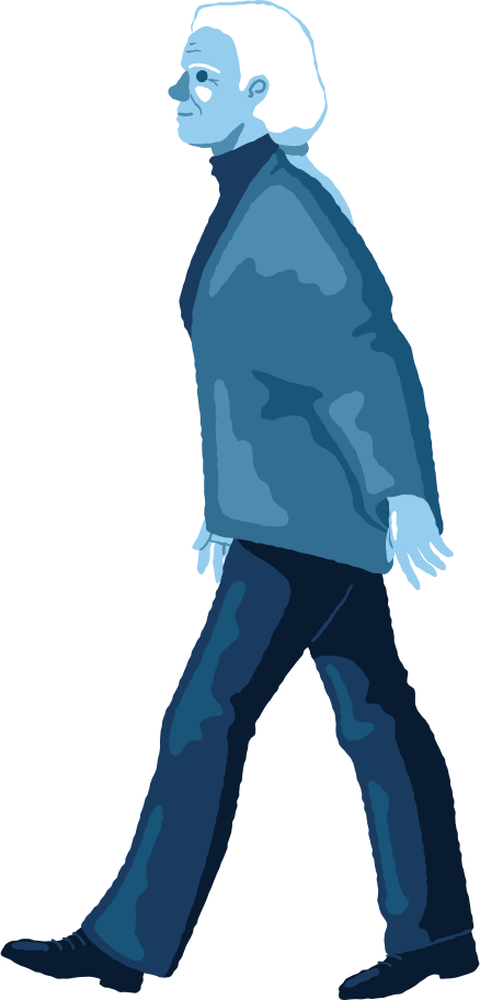 style old woman walking Vector images in PNG and SVG | Icons8 Illustrations