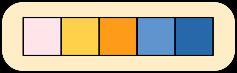 color palette Clipart illustration in PNG, SVG