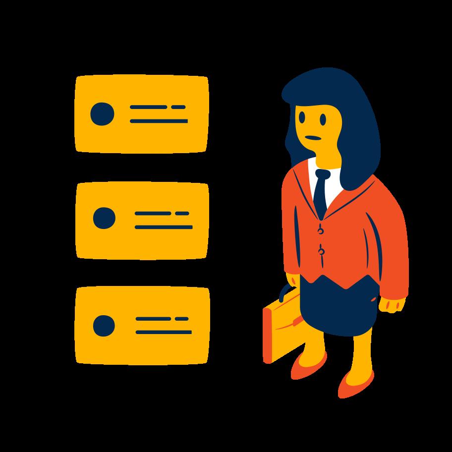 Job options Clipart illustration in PNG, SVG