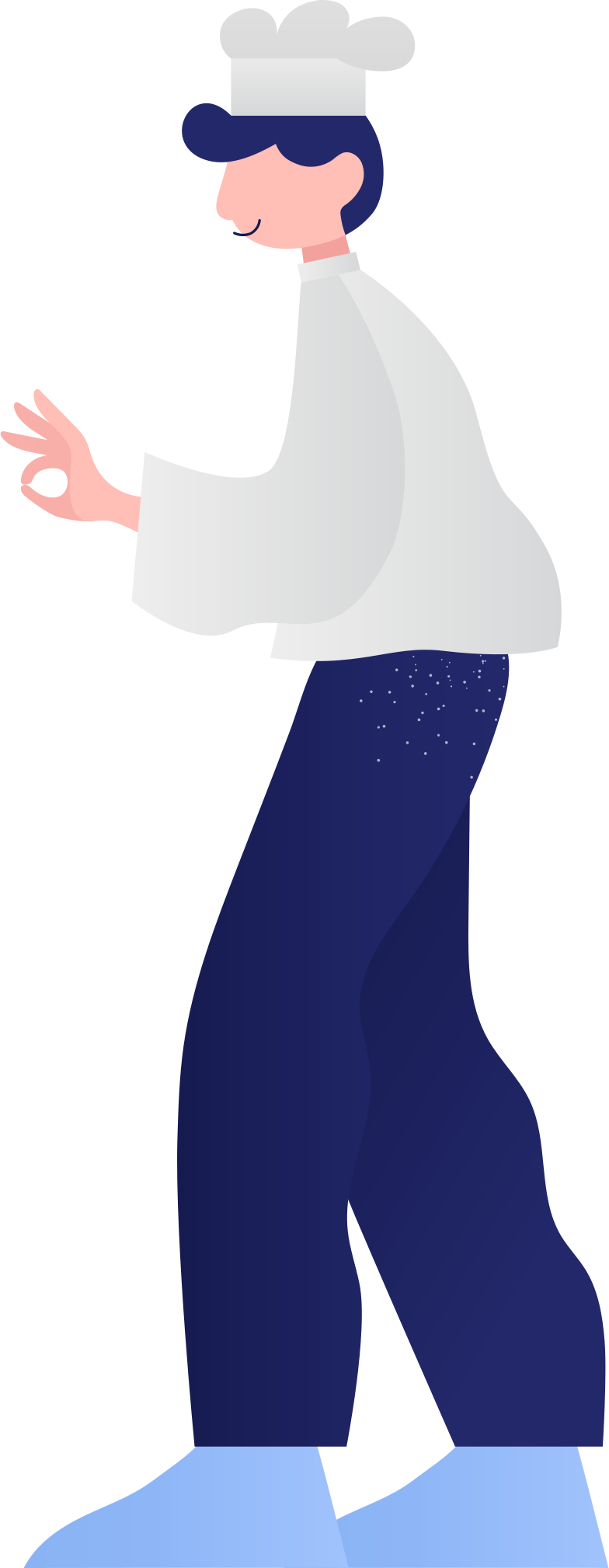 chef Clipart illustration in PNG, SVG