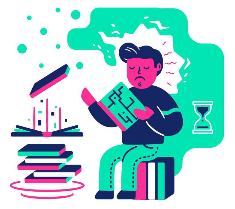 style Exam preparation Vector images in PNG and SVG | Icons8 Illustrations