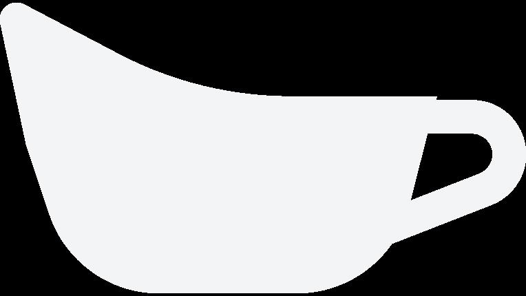 sause pot Clipart illustration in PNG, SVG