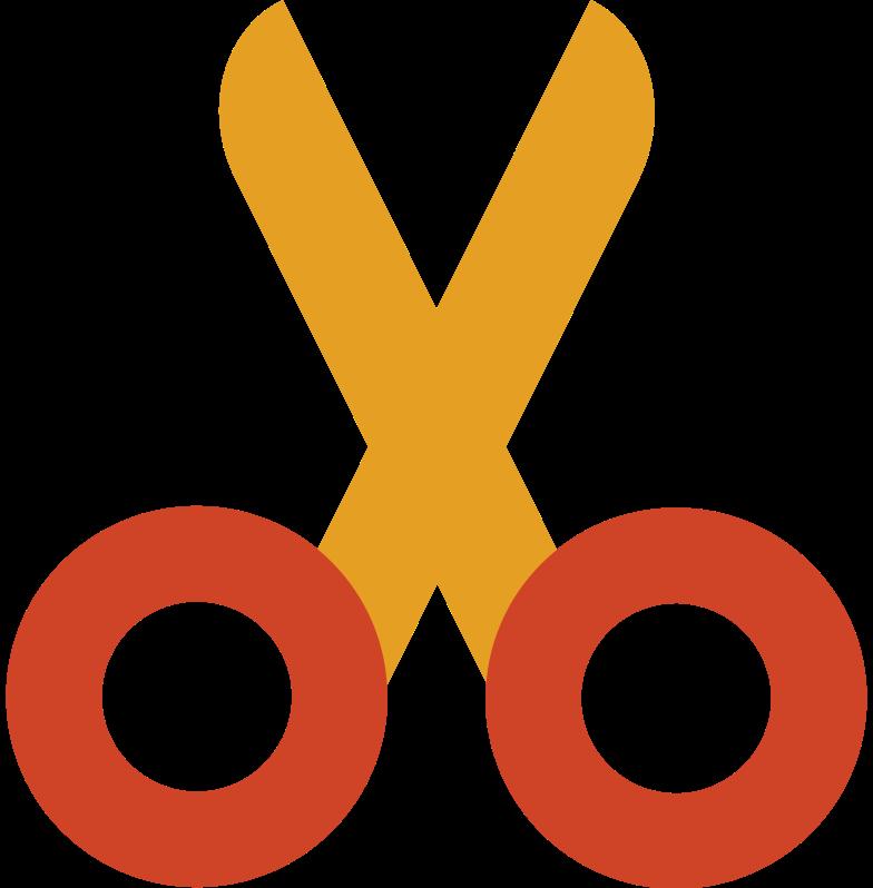 scissors Clipart illustration in PNG, SVG