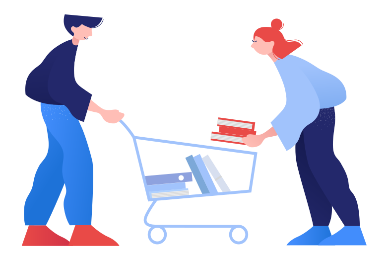 Shopping Clipart illustration in PNG, SVG