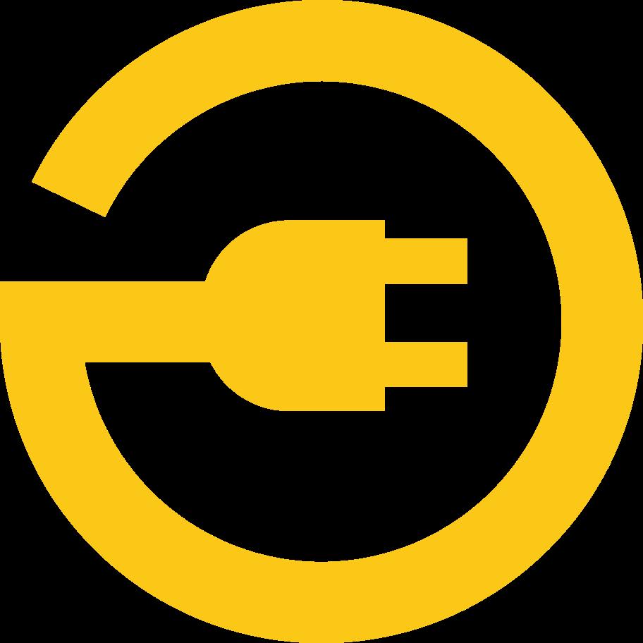 steckerzeichen Clipart-Grafik als PNG, SVG