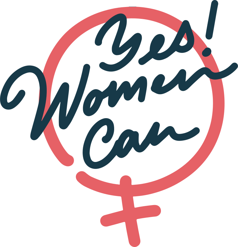 yes-women-can Clipart illustration in PNG, SVG