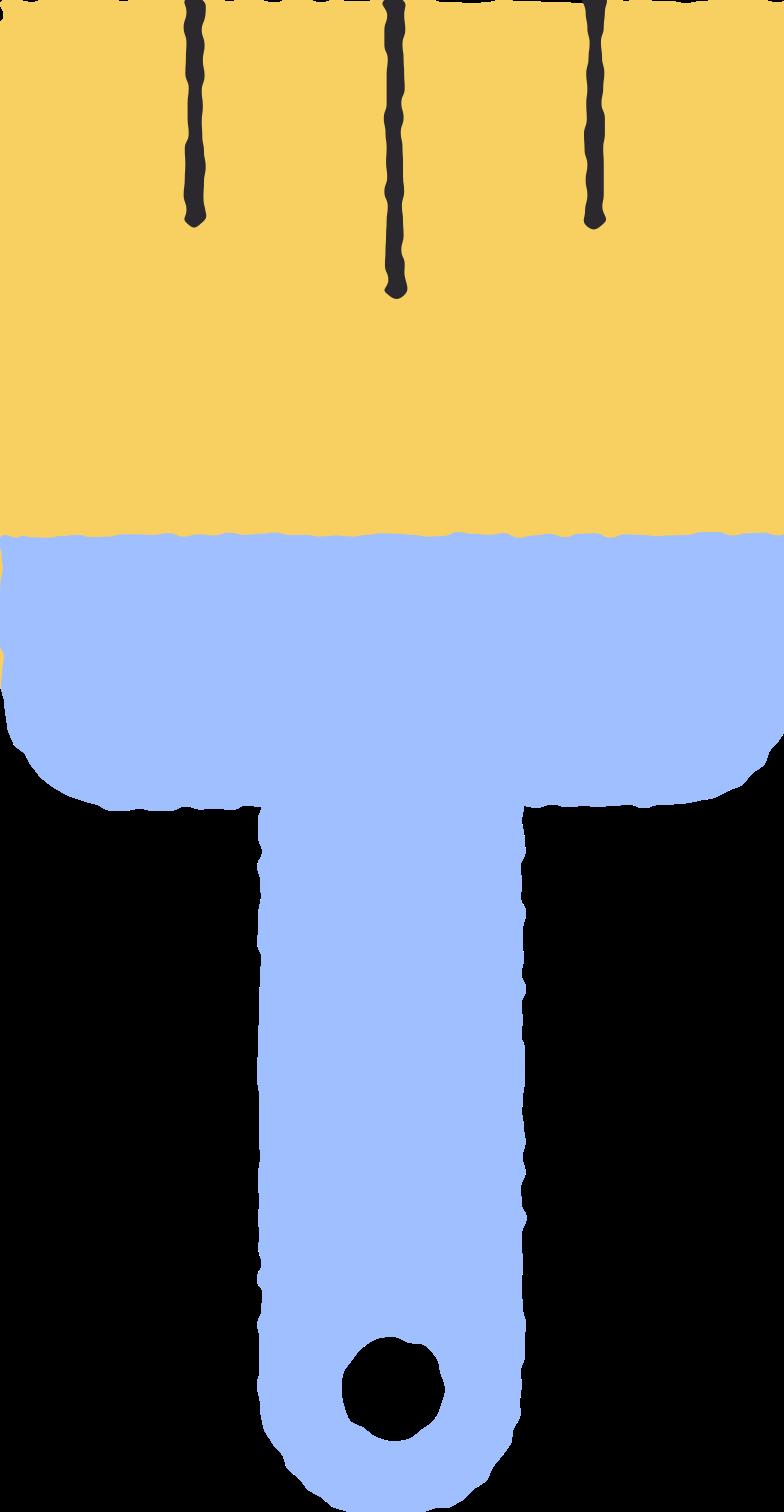 pinsel Clipart-Grafik als PNG, SVG