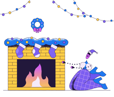 style Cozy fireplace  images in PNG and SVG | Icons8 Illustrations